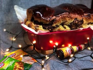 Prăjitura pregătită de Carmen