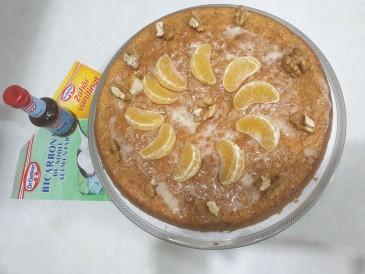 Prăjitura pregătită de Ioana