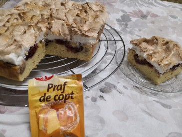 Prăjitura pregătită de Livia-Olga