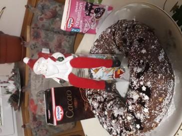 Prăjitura pregătită de Loredana