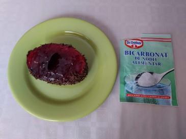 Prăjitura pregătită de Melinda