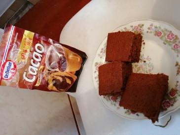 Prăjitura pregătită de Madalina