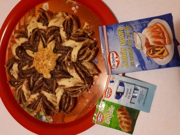 Prăjitura pregătită de Ioana Daniela