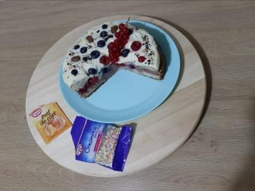 Prăjitura pregătită de Florina Madalina