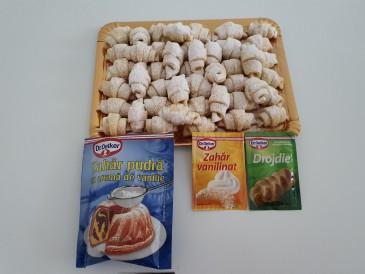 Prăjitura pregătită de Andreea-Georgiana