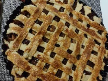 Prăjitura pregătită de Olimpia