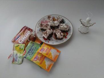 Prăjitura pregătită de Livia