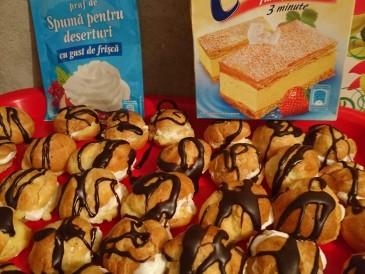 Prăjitura pregătită de Tunde