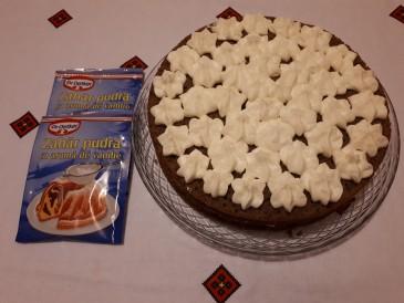 Prăjitura pregătită de Alina Cornelia