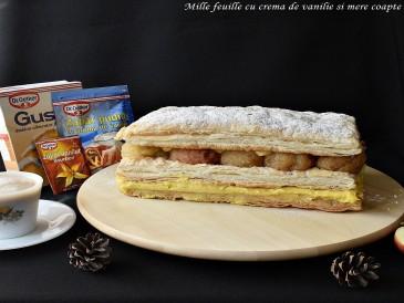 Prăjitura pregătită de Roxana