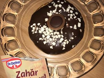 Prăjitura pregătită de DANIEL