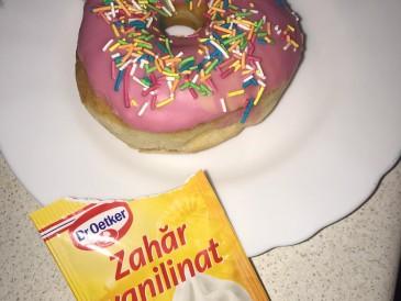Prăjitura pregătită de Iuliana