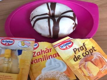 Prăjitura pregătită de radu