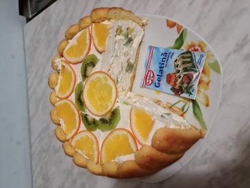 Prăjitura pregătită de Marina Loredana