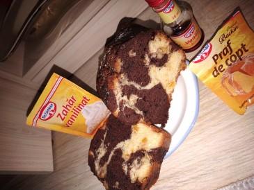 Prăjitura pregătită de Gabriela-Camelia