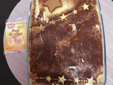 Prăjitura pregătită de Silaghi
