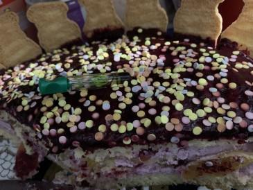 Prăjitura pregătită de Ionela Valentina