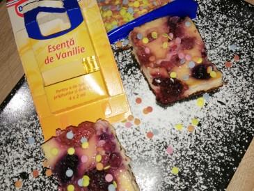 Prăjitura pregătită de Oana-Florentina