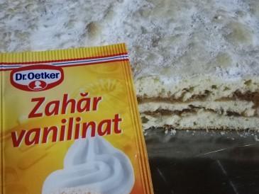 Prăjitura pregătită de Ileana