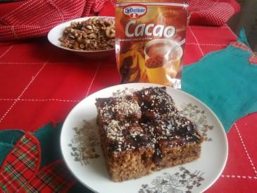 Prăjitura pregătită de Alina Maria