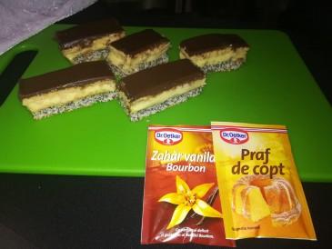 Prăjitura pregătită de Estera Oana