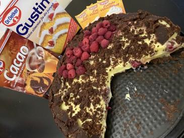 Prăjitura pregătită de Emilia Maria