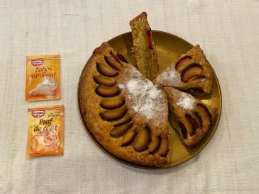 Prăjitura pregătită de otilia