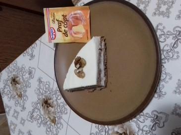 Prăjitura pregătită de Manuela Alexandra