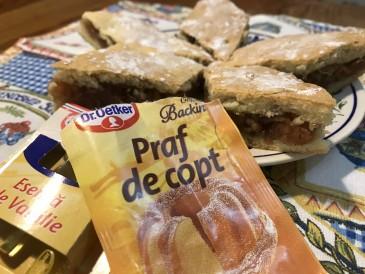 Prăjitura pregătită de Dyana