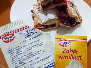 Prăjitura pregătită de Raluca