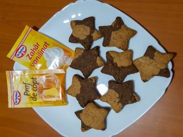 Prăjitura pregătită de Niculina