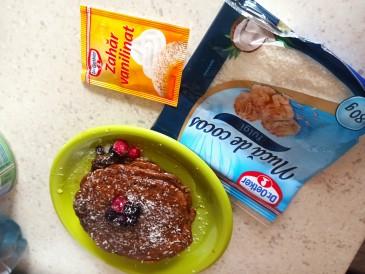 Prăjitura pregătită de Elena Cosmina