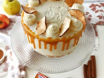 Prăjitura pregătită de Iasmina