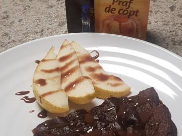 Prăjitura pregătită de Daniela