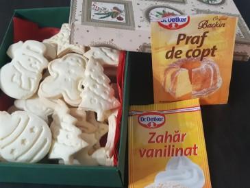 Prăjitura pregătită de Radmila