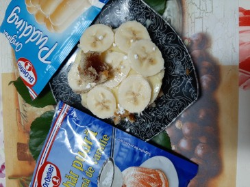 Prăjitura pregătită de Cristina Loredana