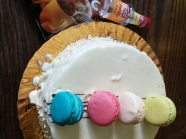 Prăjitura pregătită de Lucia