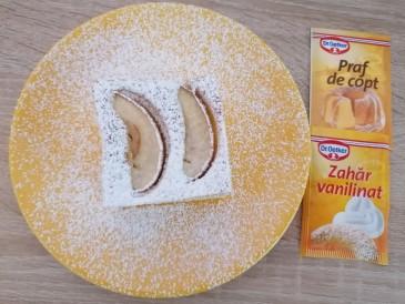 Prăjitura pregătită de Ionela