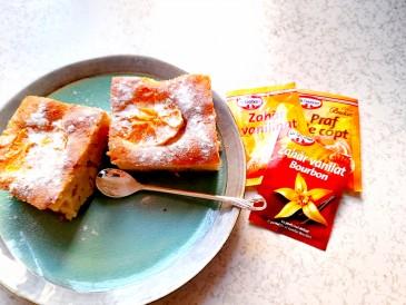 Prăjitura pregătită de Janina