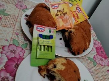 Prăjitura pregătită de Anne-liese Cristina