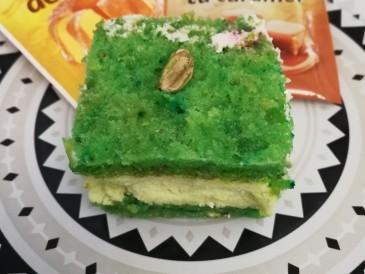Prăjitura pregătită de Georgian