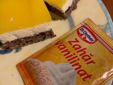 Prăjitura pregătită de Felix-Iuliu