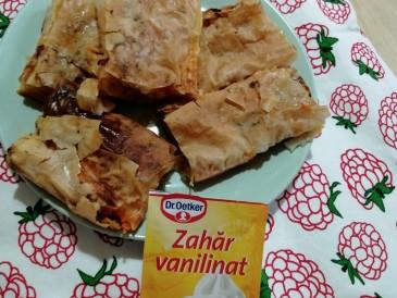 Prăjitura pregătită de Mariana-Luminita