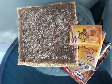 Prăjitura pregătită de Gina Alina