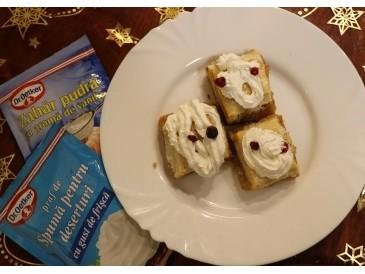 Prăjitura pregătită de Delia