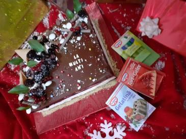 Prăjitura pregătită de Catalin