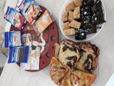 Prăjitura pregătită de Cristina Georgiana