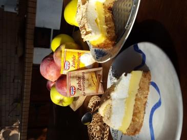 Prăjitura pregătită de Andra-Cristiana