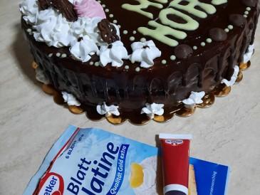 Prăjitura pregătită de Oana Diana