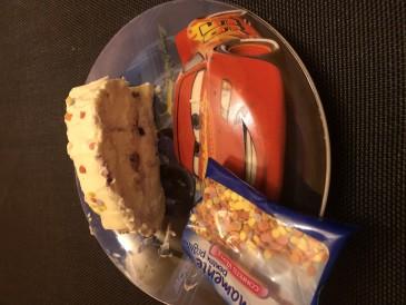 Prăjitura pregătită de Felicia